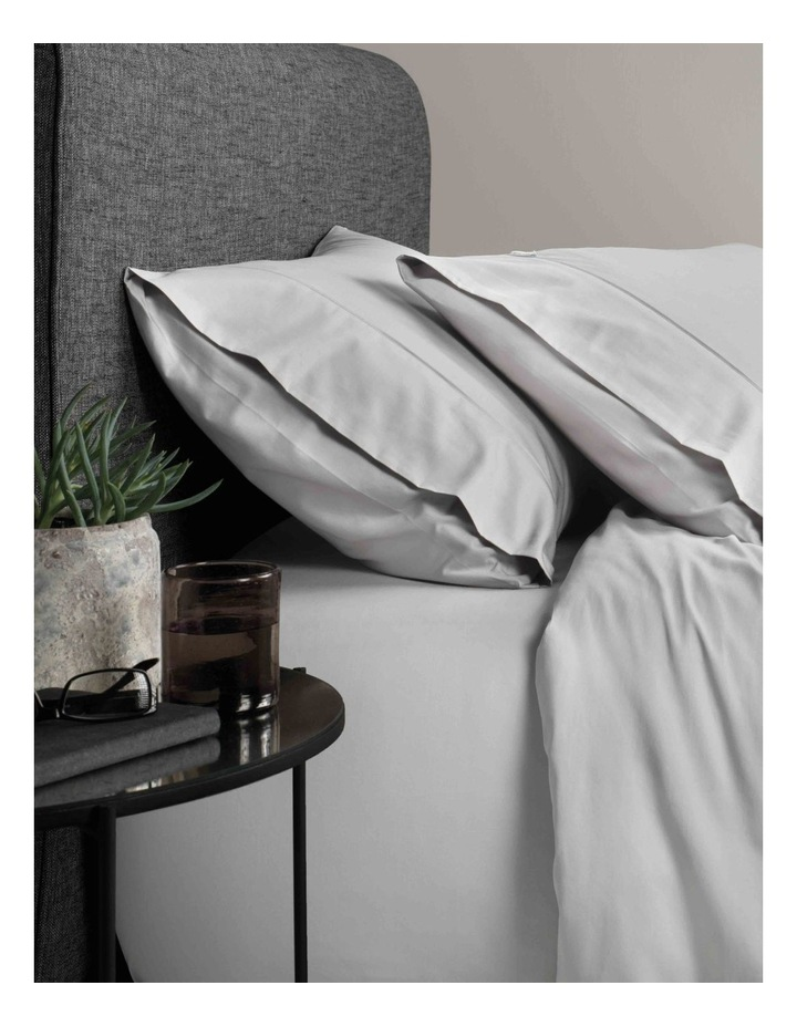 Soft Sateen 400TC Sheet Set in Dove image 1