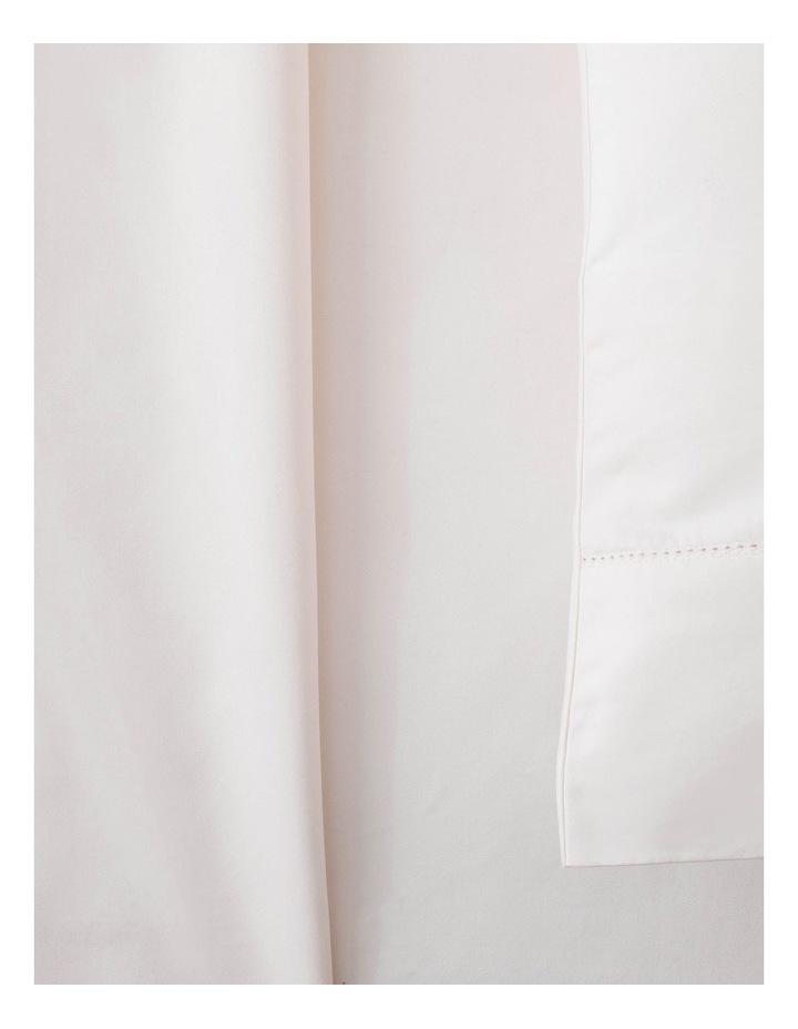 Hotel-Weight Luxury 1000TC Sheet Set in Tea Rose image 2