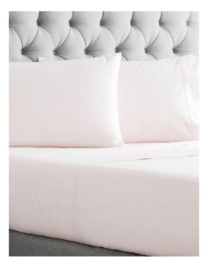 Hotel-Weight Luxury 1000TC Sheet Set in Tea Rose image 3
