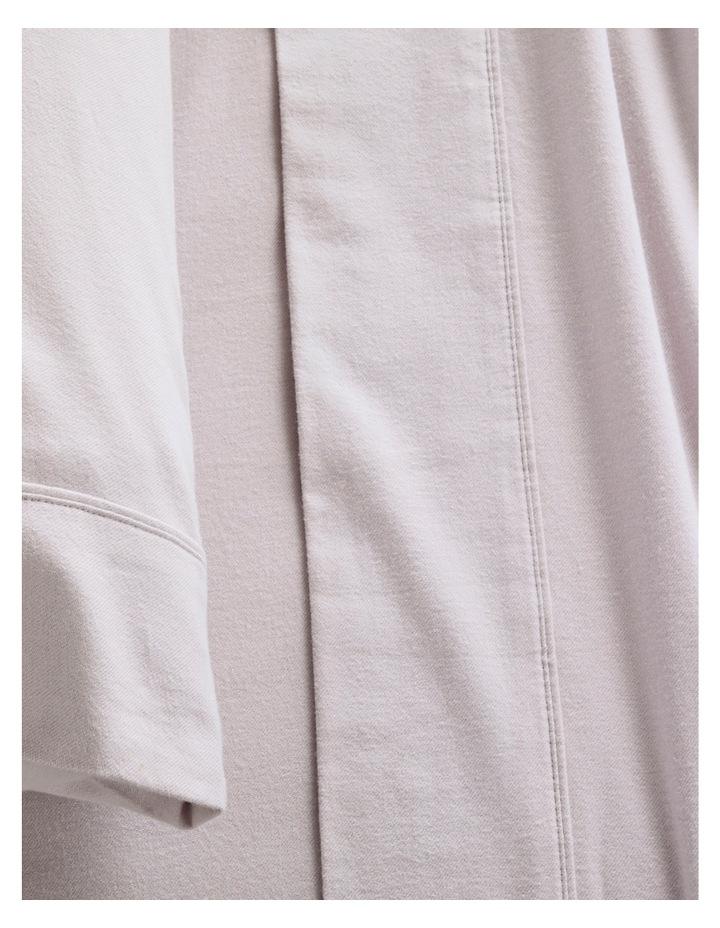 Plain Dye Flannelette Sheet Set in Orchid image 5