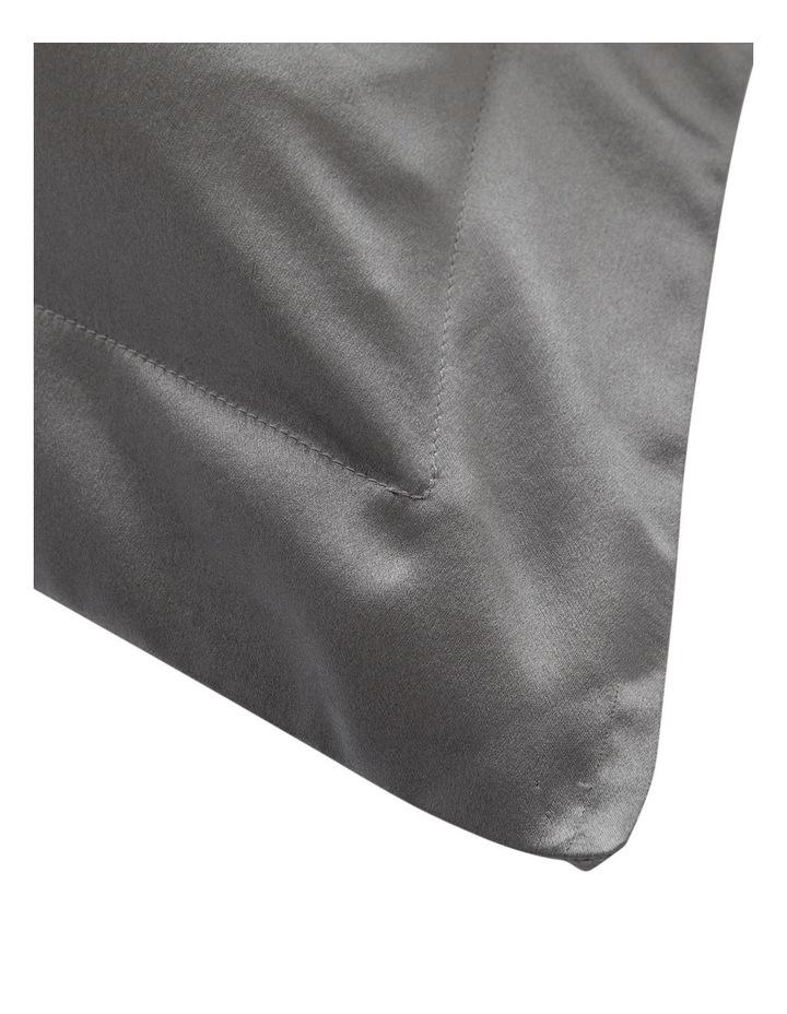Lanham Tailored Pillowcase in Flint image 4