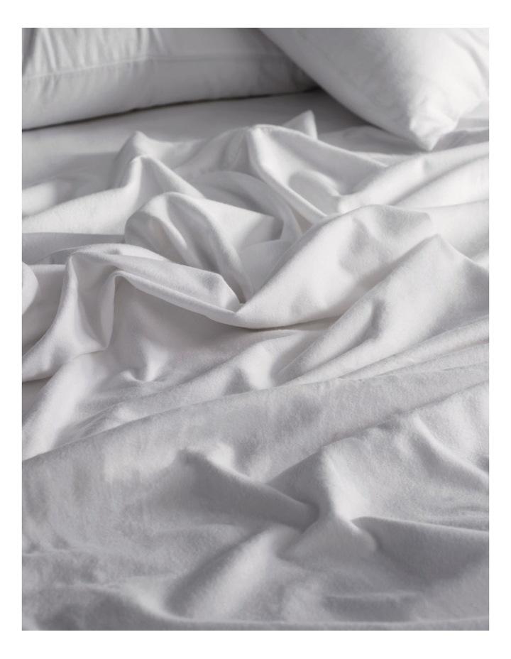 Sheridan Plain Dye Flannelette Sheet Set image 2