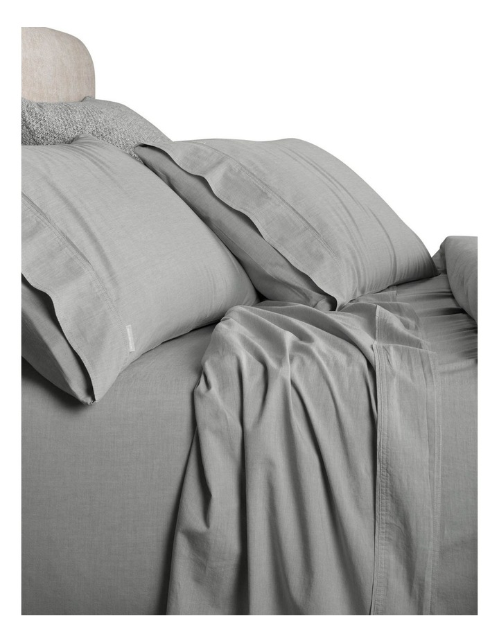 Reilly Sheet Set in Fog image 1