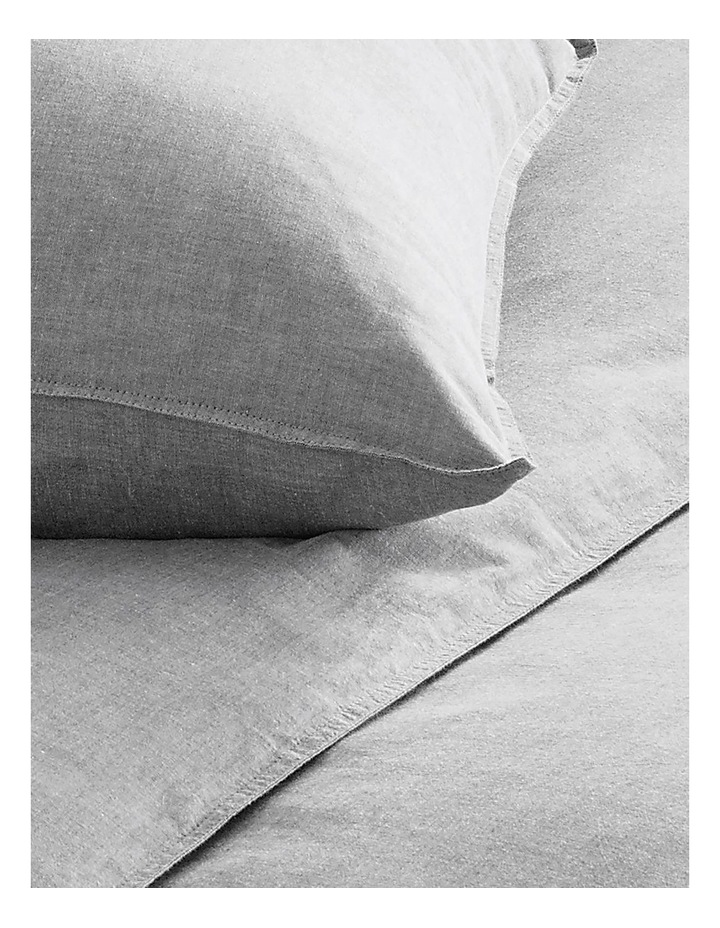 Reilly Sheet Set in Fog image 2