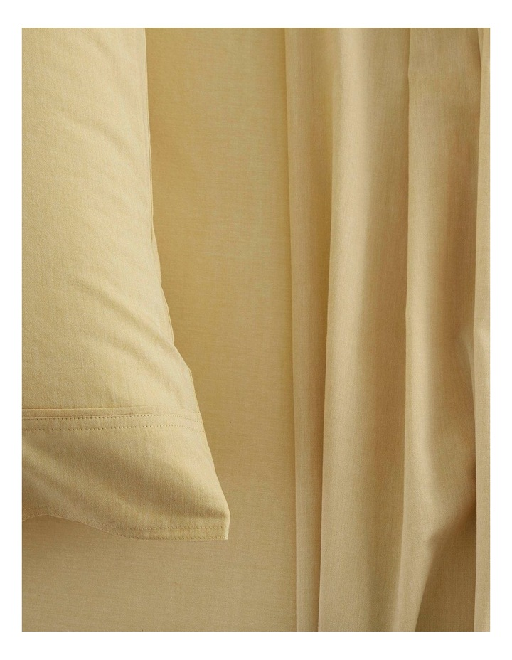 Reilly Sheet Set in Straw image 2