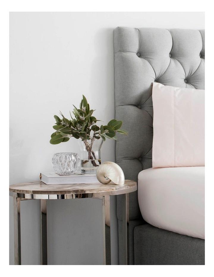 1000TC Hotel Weight King Sheet Set in Tea Rose image 1