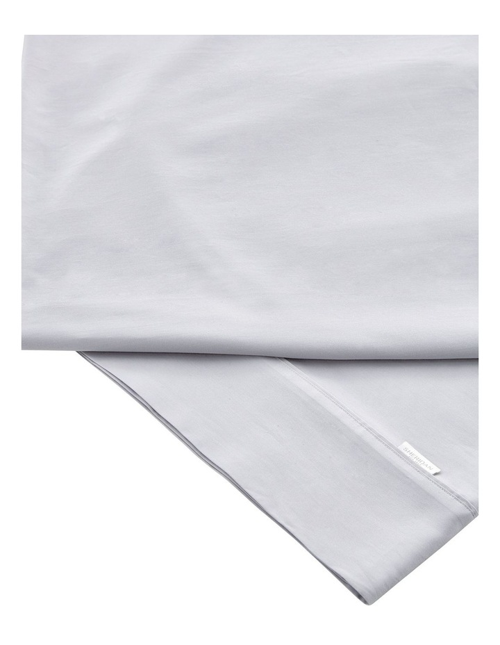 Tencel Lyocell Fibre & Cotton Sheet Set in Dove image 2