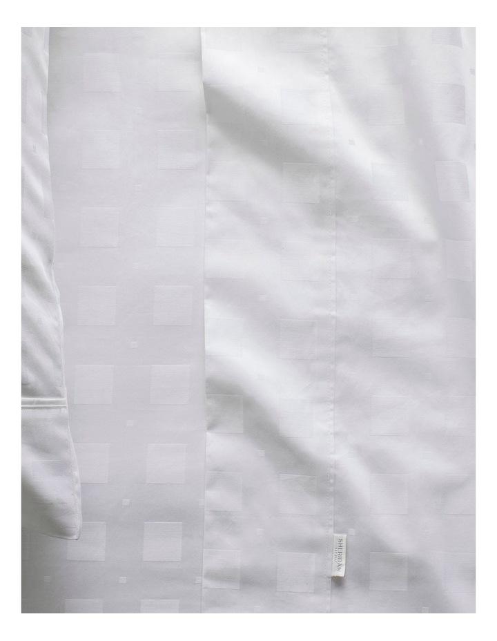 Dickins Sheet Set in White image 2