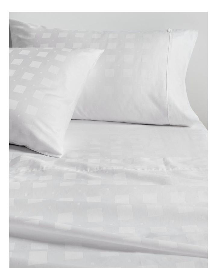 Dickins Sheet Set in White image 3
