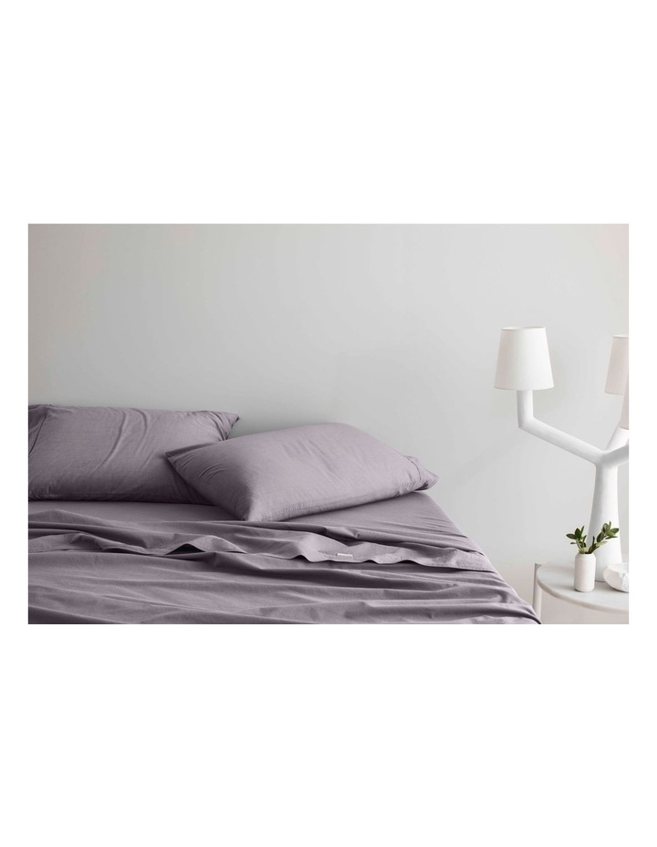 Reilly Sheet Set in Fig image 3