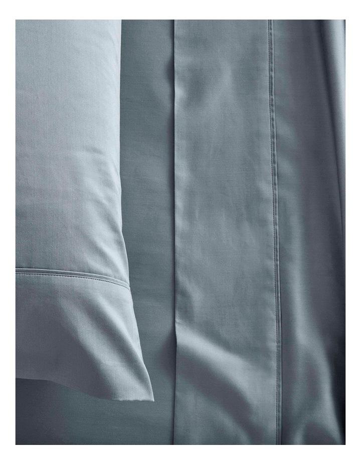 Tencel Lyocell Fibre & Cotton Sheet Set in Slate image 2