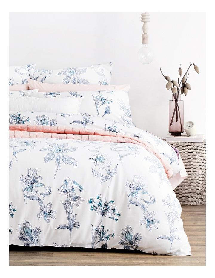 Luella Quilt Cover Set in Atlantic image 1