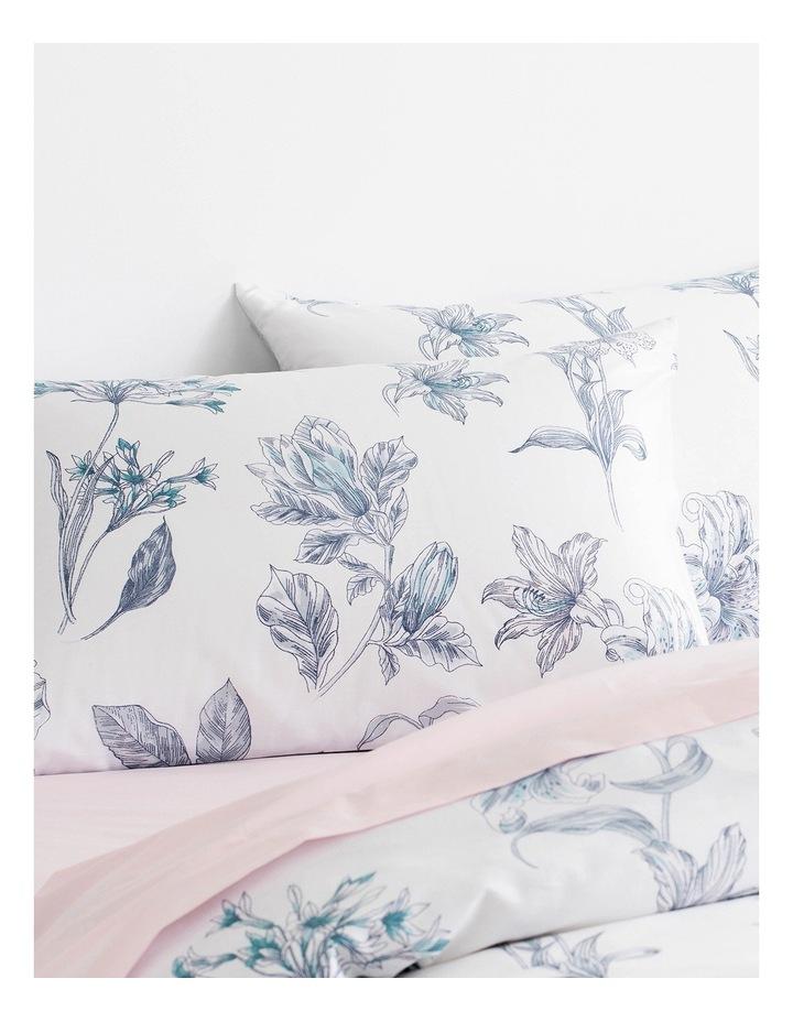Luella Quilt Cover Set in Atlantic image 2