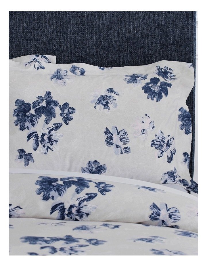 Evora Tailored Quilt Cover in Riviera image 3