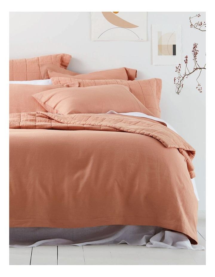Abbotson Bed Linen Range in Tangello image 1