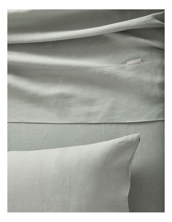 Abbotson Bed Linen Range in Pistachio image 2