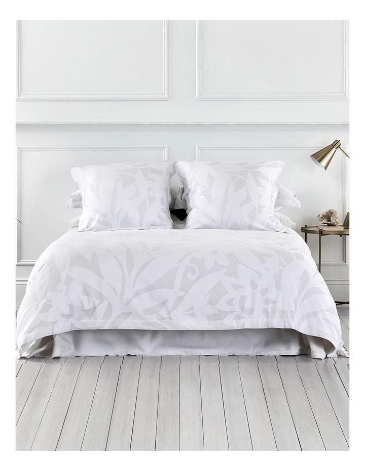 Densten SKS Quilt Cover: White image 1