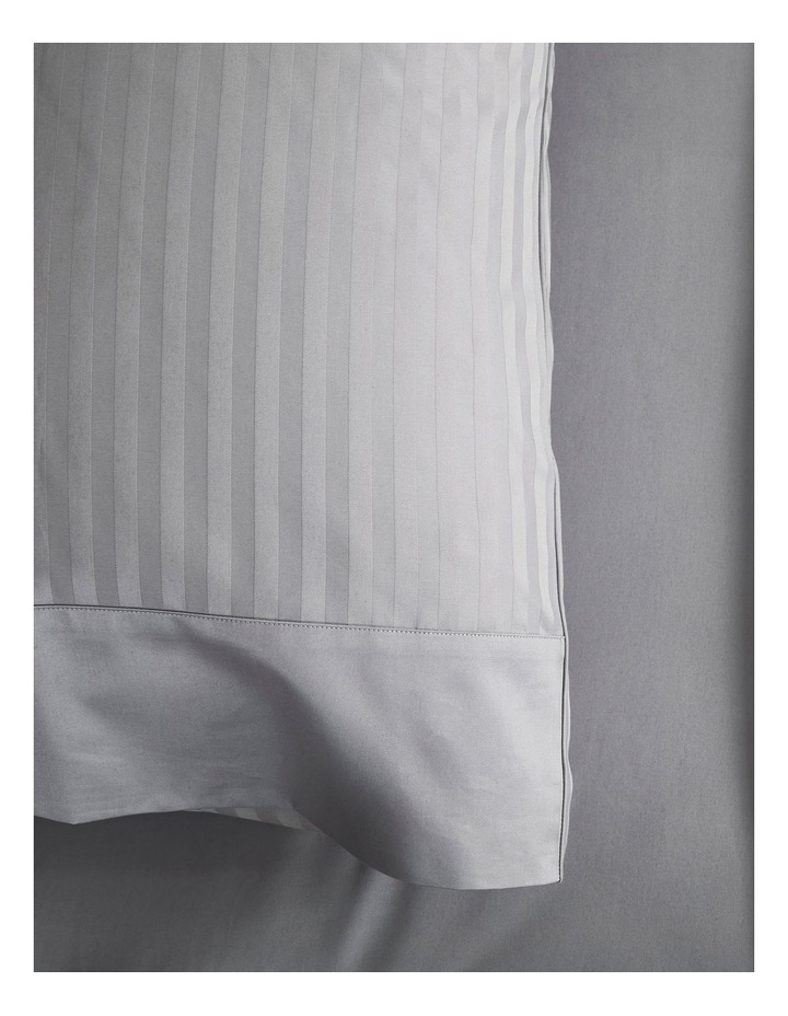 Millennia 1200TC Tailored Quilt Cover in Storm image 2