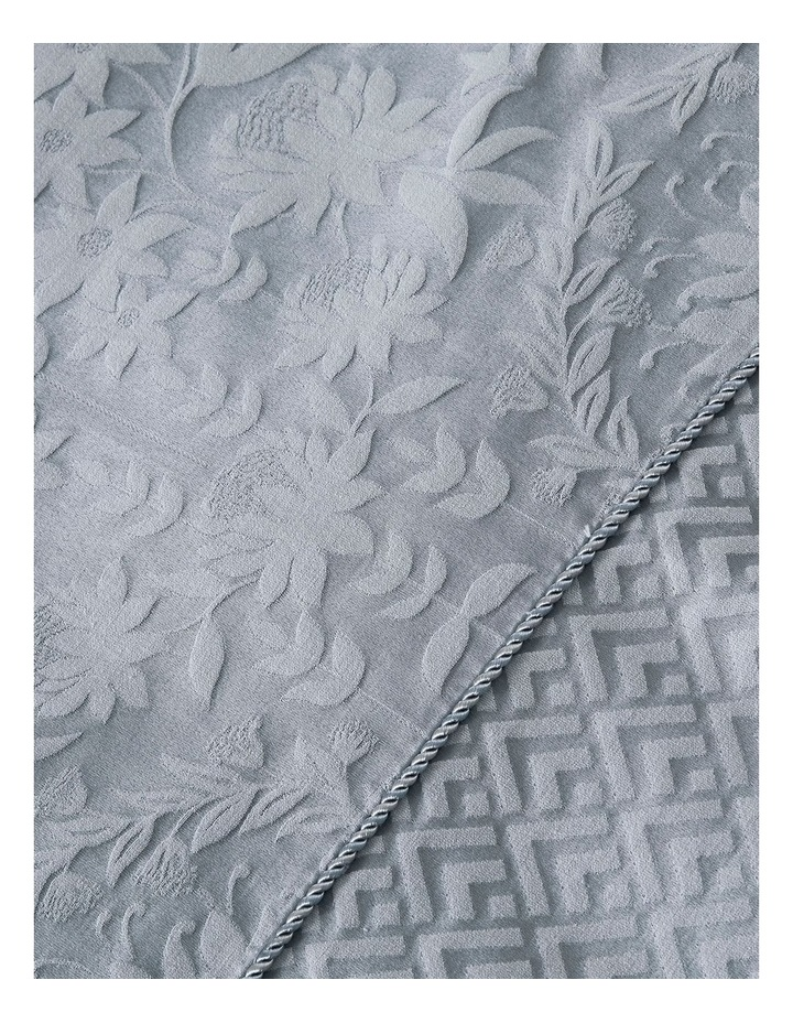 Stedwell Quilt Cover in Blue Fog image 3