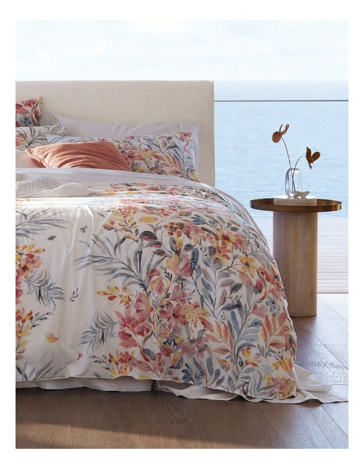 Bellport Quilt Cover Set in Multi image 1
