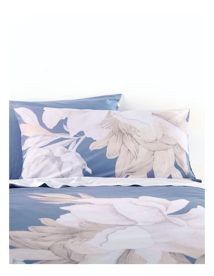 Heathfield Quilt Cover in Mirage Blue image 3