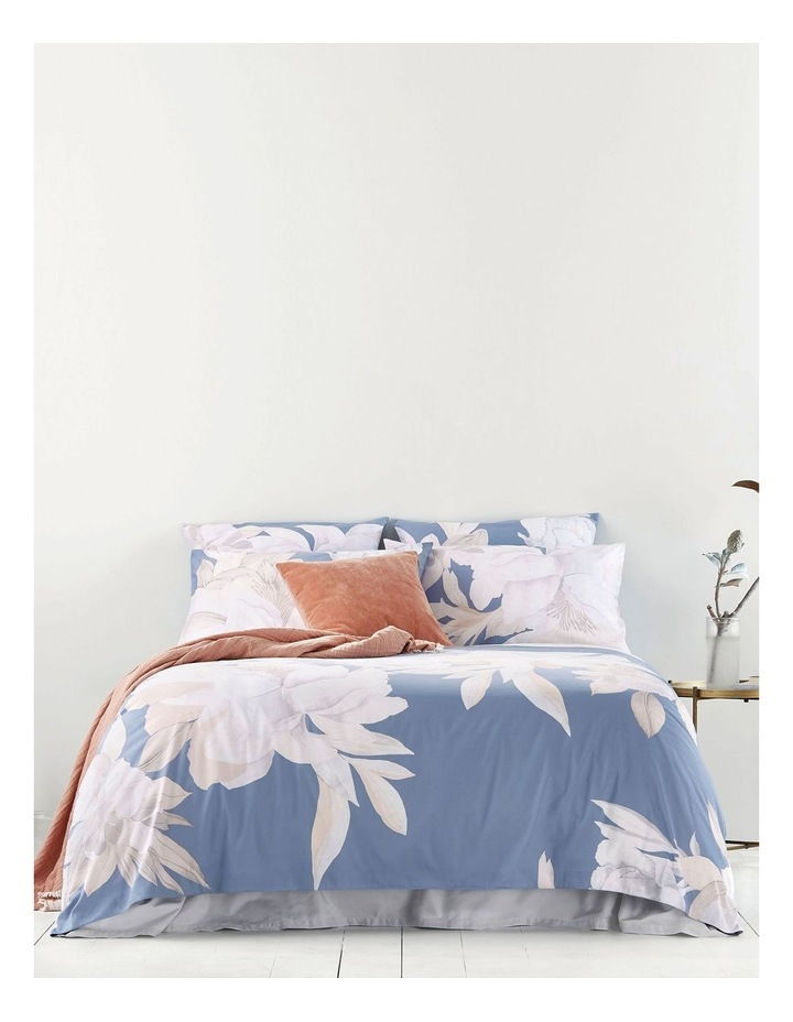 Heathfield Quilt Cover in Mirage Blue image 4