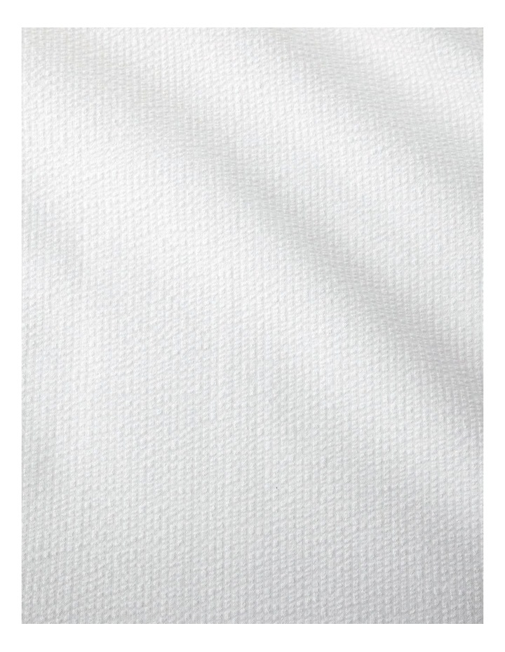 Marramas Quilt Cover in White image 2