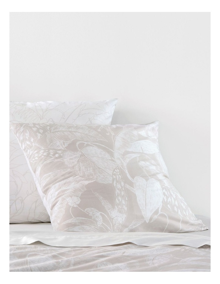 SURIYA Queen Standard Quilt Cover Set in Thistle image 1