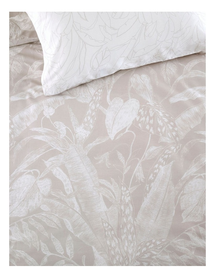 SURIYA Queen Standard Quilt Cover Set in Thistle image 2