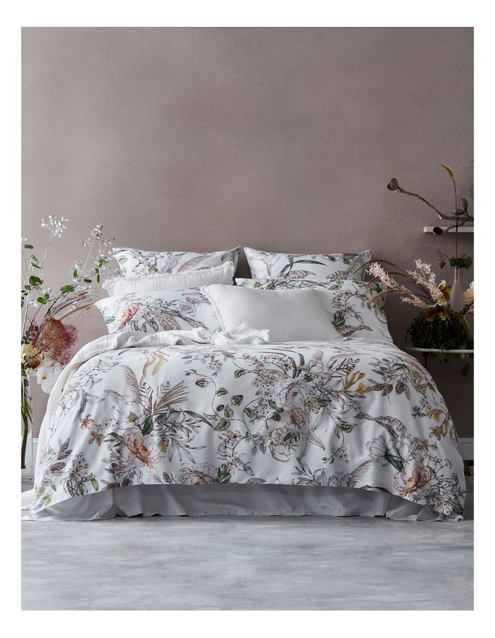 The Botanist Quilt Cover Set in Multi image 1