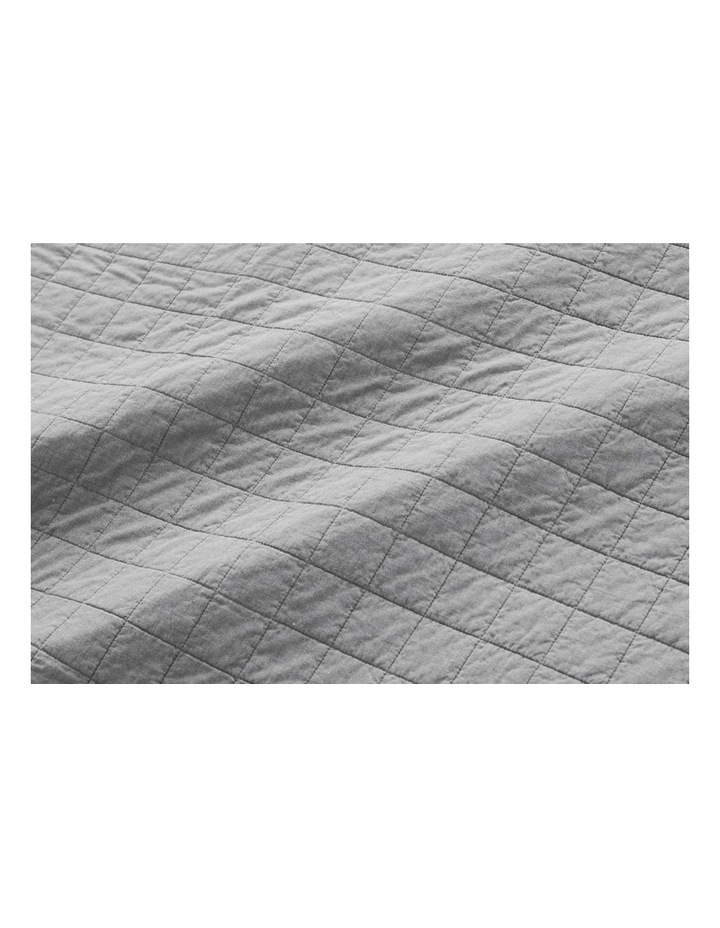 Reilly Bedcover in Fog image 2
