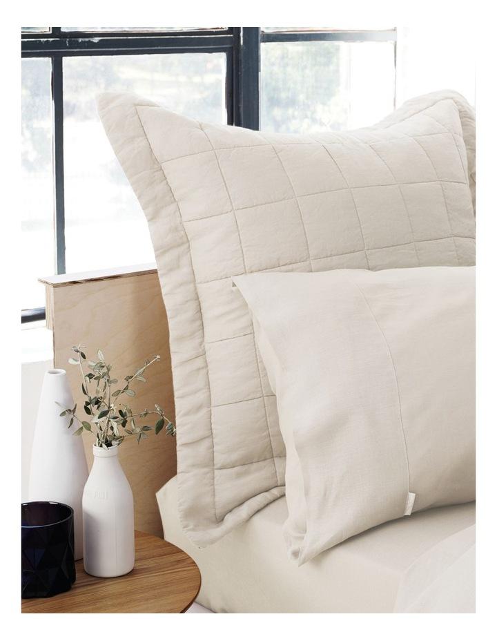 Abbotson Pillowcase Pair in Flax image 1