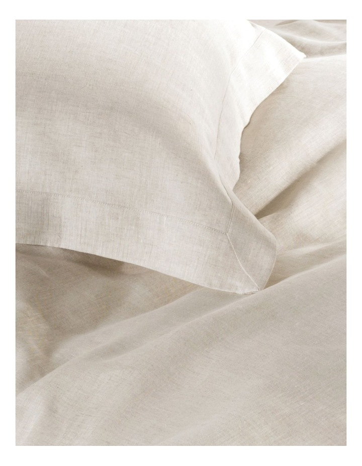 Abbotson Pillowcase Pair in Flax image 2