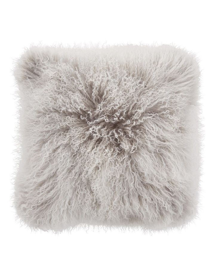 Bligh Square Cushion in Fog image 1