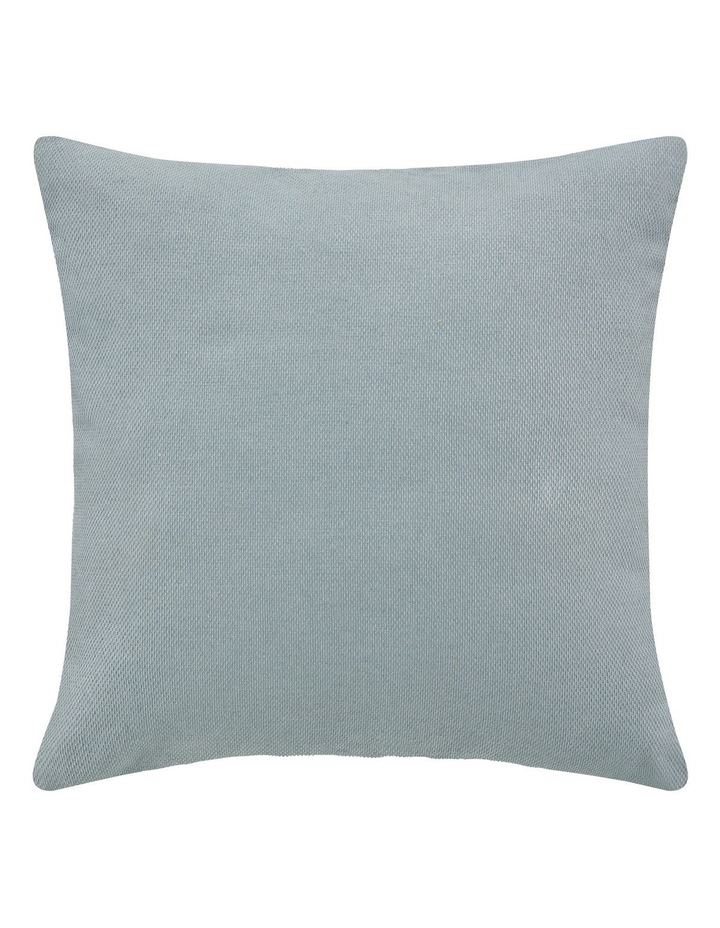 Clifford Square Cushion in Blue Gum image 1