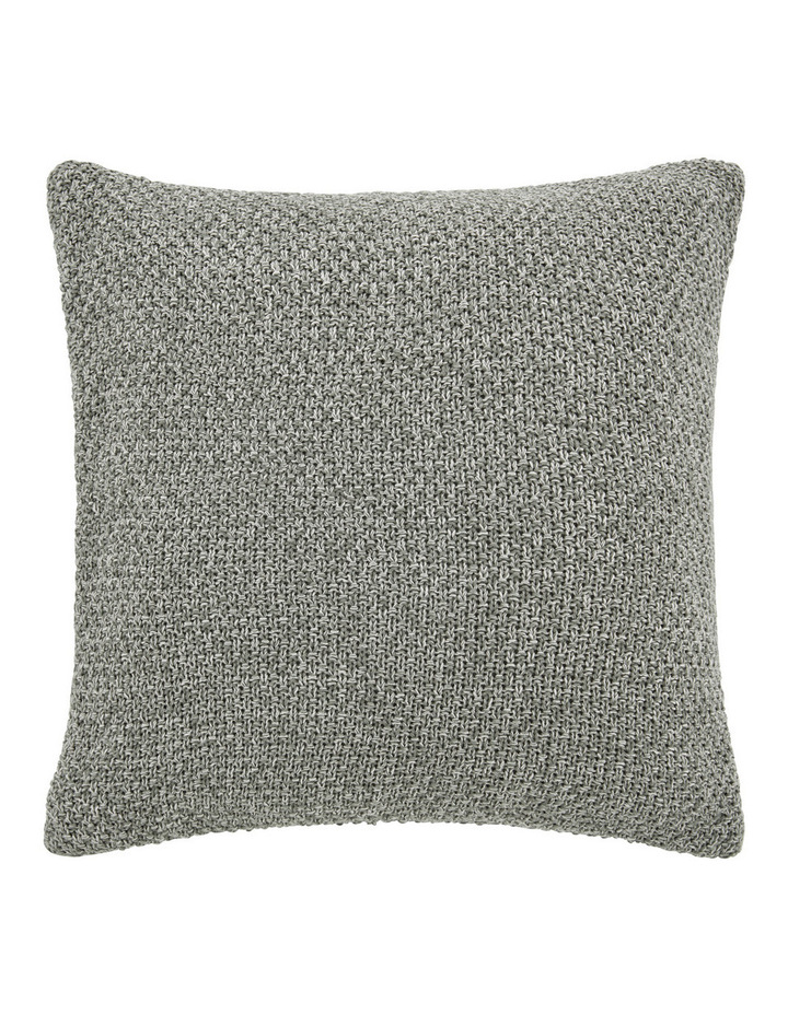 Earley Square Cushion in Eucalyptus image 1