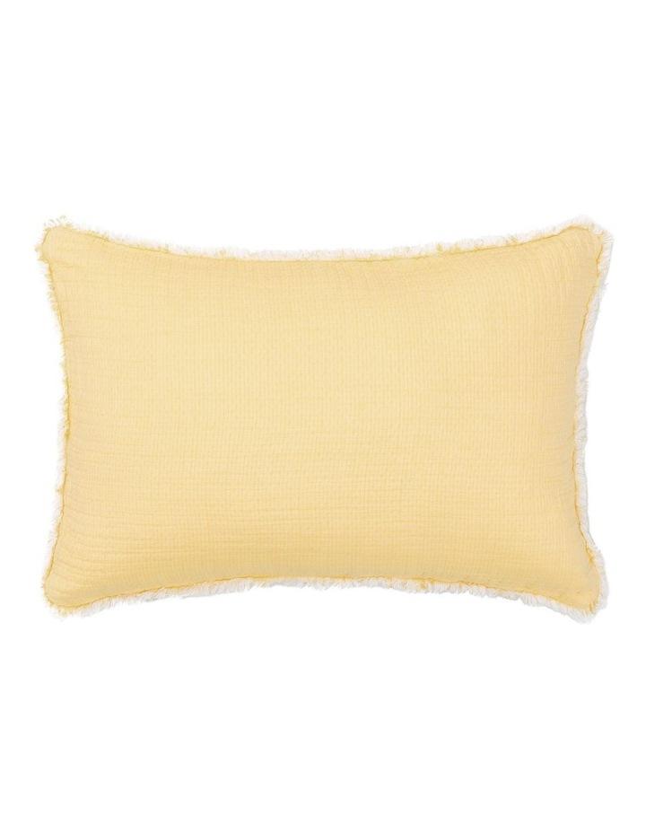 Sandy Bay Breakfast Cushion in Golden image 1