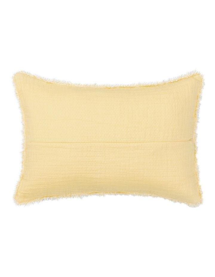 Sandy Bay Breakfast Cushion in Golden image 2