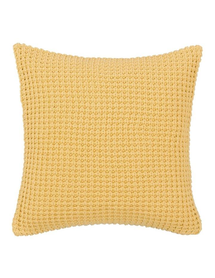 Haden Cushion in Golden image 2