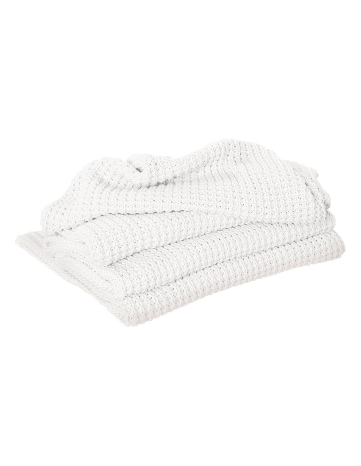 Haden Throw in White image 1