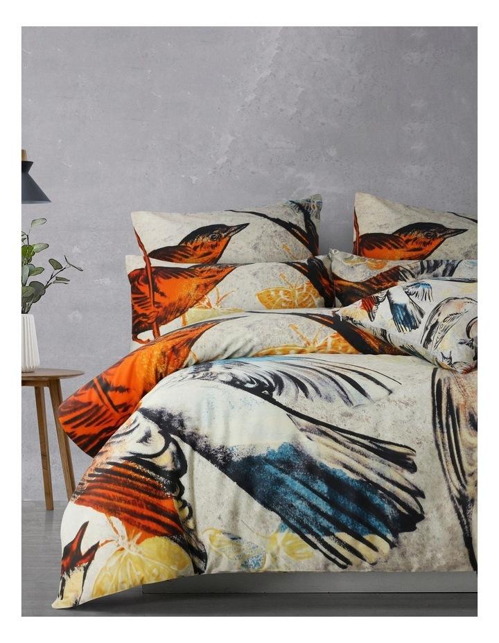 Birds Quilt Cover Set in Multicolour image 1