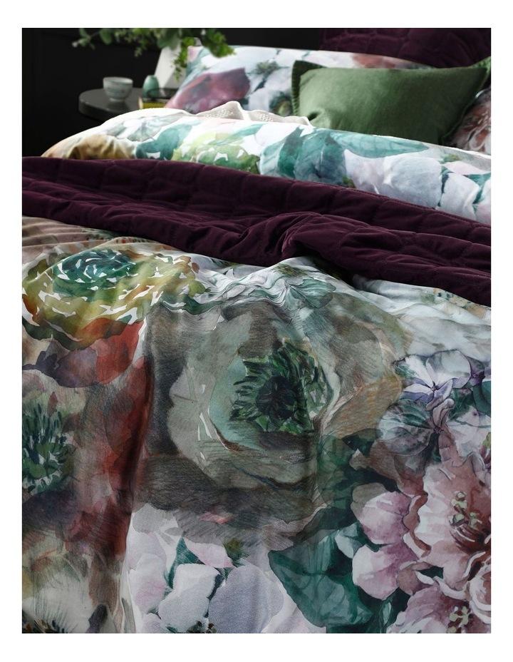 Aubrey Quilt Cover Set in Multi image 2