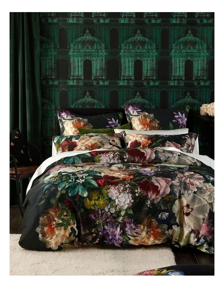 Fiori Quilt Cover Set in Multi image 1