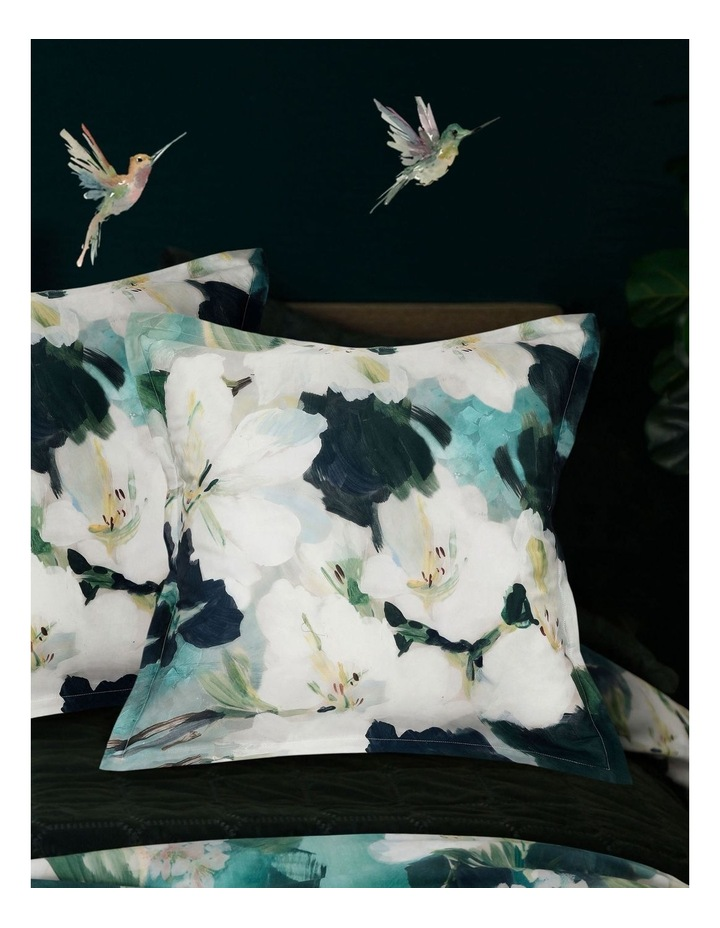 Avital Quilt Cover Set in Multi image 2