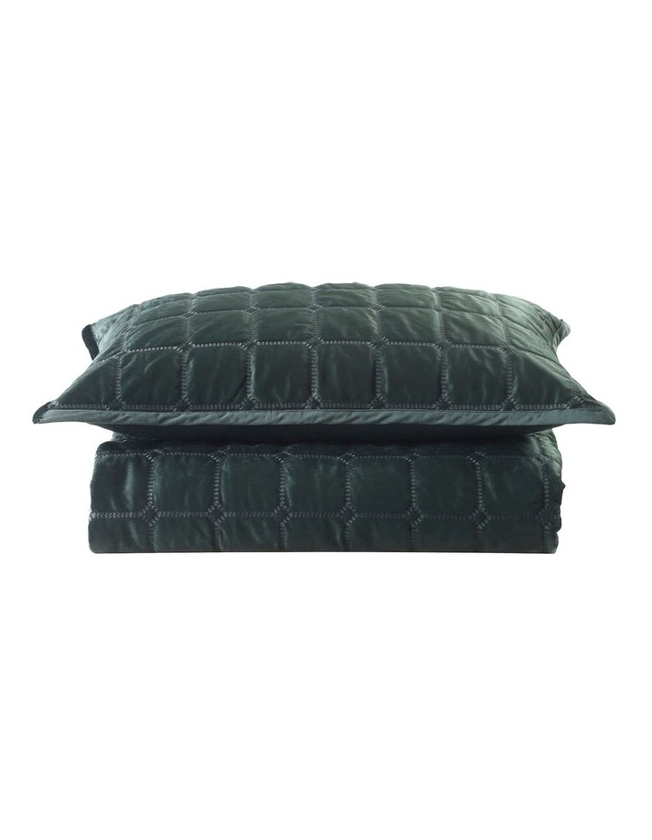 Meeka Coverlet Set In Sycamore image 2