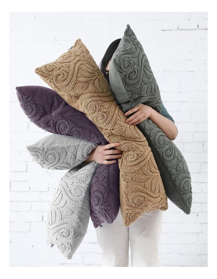 Malta Cushion 35x90 in Chesnut image 1