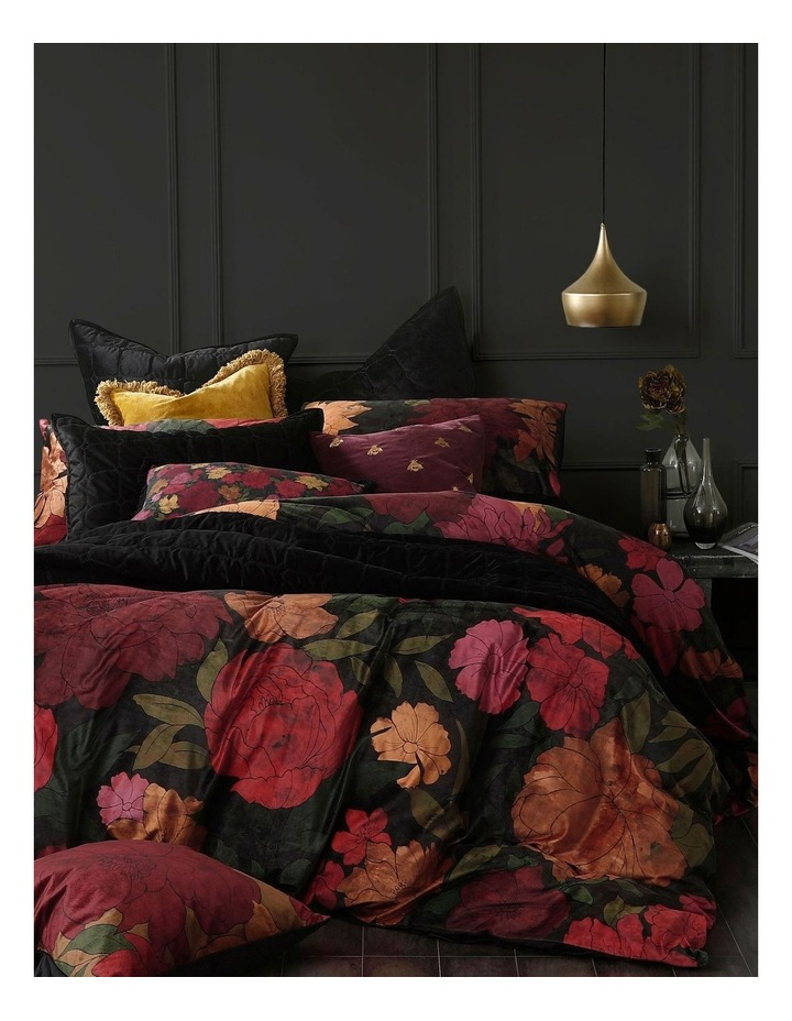 Sabel Cushion 50x50 in Mustard image 3