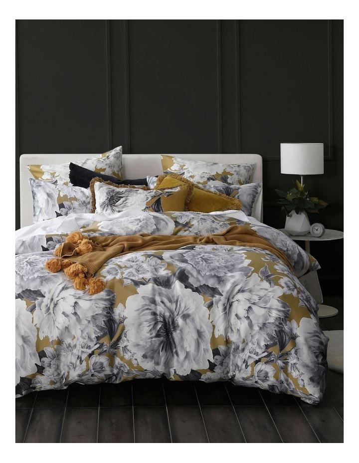 Sabel Cushion 50x50 in Mustard image 4