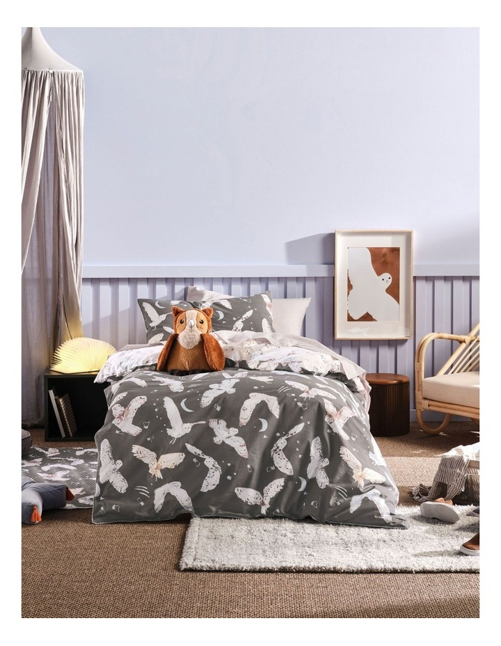 Take To The Sky Quilt Cover Set image 1