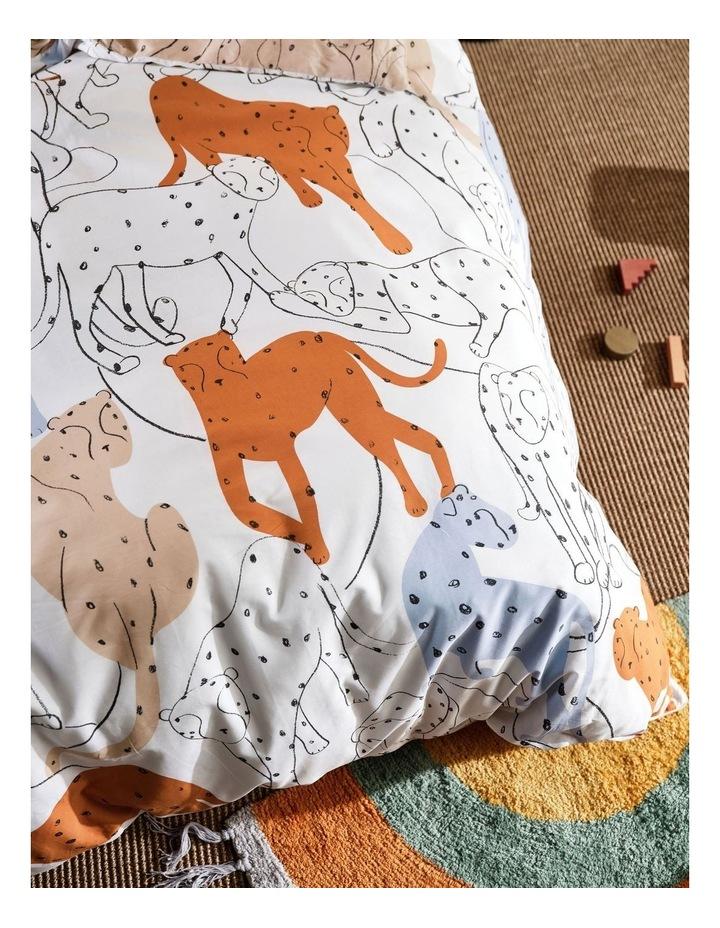 Big Cats Quilt Cover Set image 2